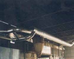 Calorifugado recuperación de calor de congeneración